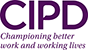 Chartered Institute of Personnel and Development logo